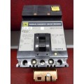 SQUARE D SFA3100 100A TRIPLE POLE THERMAL MAGNETIC MCCB
