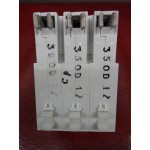 SQUARE D QOE 50A TYPE D TRIPLE POLE MCB