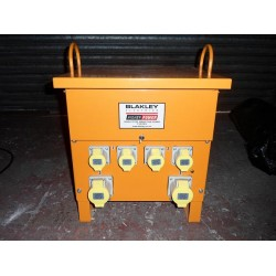 BLAKLEY ELECTRICS 10KVA SITE TRANSFORMER