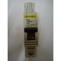 Square D KQ 10B106 B06 6a Single Pole Mcb