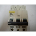 Square D KQ 10C310 C10 10a Triple Pole Mcb