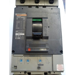Merlin Gerin 400A Triple Pole MCCB