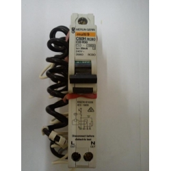 Merlin Gerin C60H 20a 30ma Rcbo