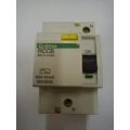 Crabtree 63a 30ma Split Load RCCB (Yellow RCD Switch)