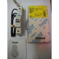 Hager 6a 30ma AD104 Rcbo