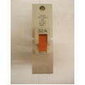 Federal Electric 32A HCNA Type 3 Single Pole MCB