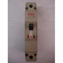 MEM MFL1001 100a Single Pole Mccb