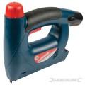 Silverline 4.8V Cordless Stapler/Tacker