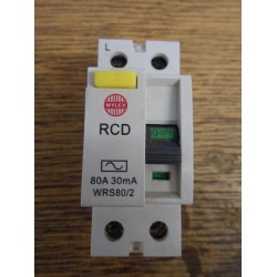 WYLEX 80A 30MA WRS80/2 RCD