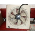 ROOF UNITS PLATE MOUNTED AXIAL FAN
