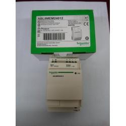 SCHNEIDER MODULAR POWER SUPPLY ABL8MEM24012