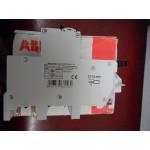 ABB SHU S751/3 E63 (63A TRIPLE POLE MAIN CIRCUIT BREAKER)