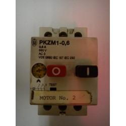Moeller PKZM1-0,6 Motor Protective Circuit Breaker